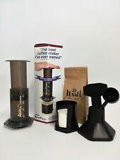 AERO PRESS  COFFEE MAKER + 350 FILTRI +  250 g CAFFE' FUSARI