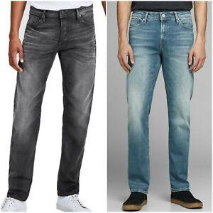 Jack & Jones  Clark  Mike Original    Regular Comfort Fit Stretch Herren Jeans