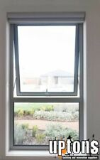 Winder Awning Window - Double Glazed - Aluminium - 600h x 610w