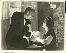 """GOOGIE WITHERS & RICHARD WIDMARK in """"Night and the City"""" Original Vintage 1950"""