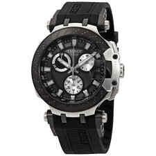 Tissot T-Race Chronograph Quartz Black Dial Men's Watch T115.417.27.061.00