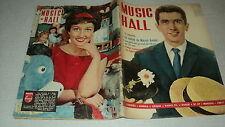 MUSIC-HALL 47 (1/59) MARCEL AMONT MADEMOISELLE CAROLINE DALIDA BOURVIL L MARIANO