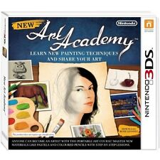 New Art Academy Game 3DS Nintendo 3DS Brand New