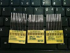 New!!30  Industrial Sewing Machine Needles DPx17,135x17 Brother,Singer, Juki