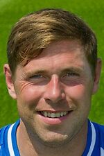 Football Photo>GRANT HOLT Wigan Athletic 2013-2014