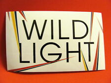 Wild Light Adult Nights Bike Board Amp Car Case Sticker