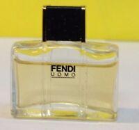 Fendi Uomo 0.17oz/5ml Men`s Mini Eau De Toilette Splash New No Box