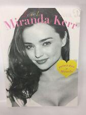 New Love! Miranda Kerr Perfect style of Miranda Photo album 2013 JAPAN rare F/S