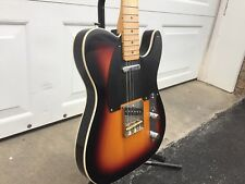 FENDER TELECASTER MIM WITH MODS