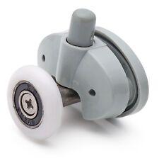 Butterfly Shower Door Bottom Rollers/Runners /Wheels 23mm wheel diameter  L051