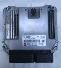 BMW F25 X3 SERIES ECU ENGINE CONTROL UNIT DDE 8574752 / 0281019963