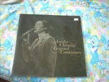 a941981 Leslie Cheung 張國榮 12-inch 4-song Vinyl LP Legend Continues No. 115