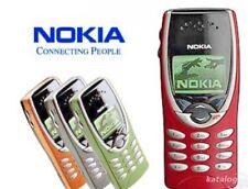 NOKIA 8210 (UNLOCKED) MOBILE PHONE GSM PRISTINE CONDITION 6 MONTHS WARRANTY