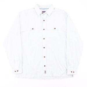 PATAGONIA  Blue Classic Long Sleeve Check Shirt Mens XL