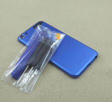 Blue Metal Back Housing Case Cover Shell for iPod touch 6th 16GB 32GB 64GB 128GB
