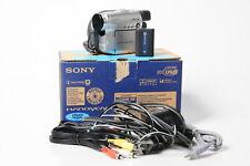 New ListingSony Dcr-Dvd201 Handycam Camcorder Video Camera #415