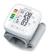 Sanitas Handgelenk-Blutdruckmessgerät Vollautomatische Blutdruck und Pulsmessung