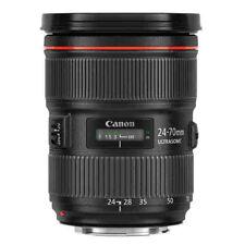 New Canon EF 24-70mm f2.8L USM II