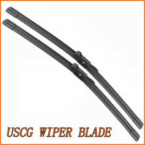 Windshield Wiper Blade For Audi TT MK2  2006-2014 OEM Quality 550MM & 550MM