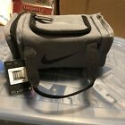 Nike Brasilia Fuel Pack Insulated Tote Lunch Bag Cool Grey 9A2591-14