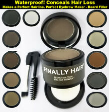 Waterproof Hair Fibers Hair Loss Cover Up Concealer Thickener by Finally Hair