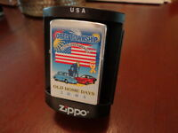 OTTO CAR VINTAGE SHOW 2005 LIMITED EDITION 056/100 ZIPPO LIGHTER MINT