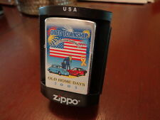 OTTO CAR VINTAGE SHOW 2005 LIMITED EDITION 041/100 ZIPPO LIGHTER MINT