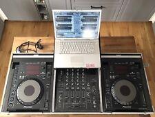 Pioneer DJM 800 & 2 x CDJ 900 + FLIGHTCASE