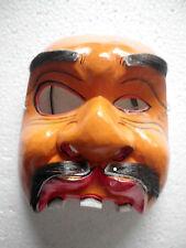 Masque Bois Oriental/Asiatique Topeng Wayang Bali NMST140