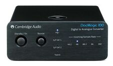 DacMagic 100 - Digital to Analogue Converter  Cambridge Audio Wolfson DAC - Read