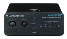 Dacmagic convertidor analógico a digital de 100-Cambridge Audio DAC Wolfson-leer