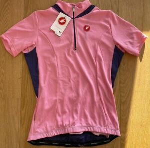Brand New Original CASTELLI PROSECCO Cycling Jersey M