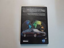 2001.1 BMW On Board Navigation System South East CD #7 Digital Road Map FACTORY