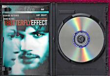 The Butterfly Effect DVD, 2004, Infinifilm; Theatrical Release w/ Ashton Kutcher