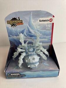 Schleich Eldrador Creatures Ice Spider New Unopened 42494 Very Nice
