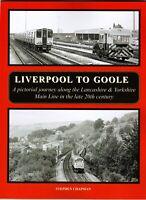 Lancashire & Yorkshire Railway main line book