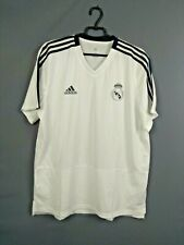 Real Madrid Camiseta Entrenamiento XL Camisa adidas Fútbol Soccer CW8666 ig93