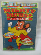 Mighty Mouse & Friends 2 Hours Of Cartoons DVD c
