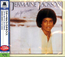 Jermaine Jackson ‎CD Let's Get Serious - Japan (M/M)