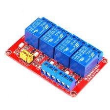 1pcs 4Channel Relay Module Optocoupler H/L Trigger 3.3V-5V Arduino/Raspberry PI