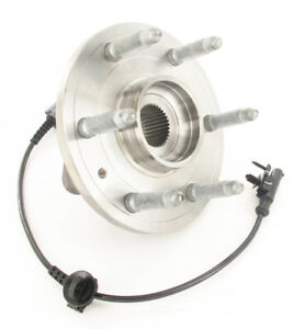 NEW Wheel Bearing and Hub Assembly Front SKF BR930661
