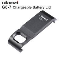Ulanzi Batteriefachdeckel G8-7 Typ C für GoPro Hero 8 Schwarz