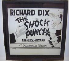 Magic Lantern Film Advert  - The Shock Punch