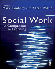 Social Work: A Companion to Learning-ExLibrary