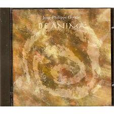 Jean-Philippe Goude – De Anima (CD)