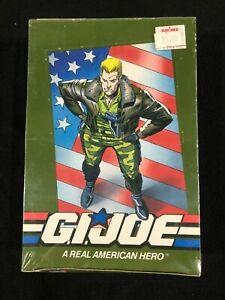 1991 Impel G.I. Joe Real American Hero 36 Sealed Packs Factory Sealed Hobby Box
