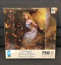 "New Bente Schlick Fairyland Mazel Jigsaw  Puzzle 18""x24"""