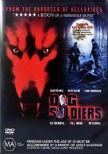 Dog Soldiers (DVD, 2003) HORROR, ACTION, THRILLER, Region 4 & Region 2