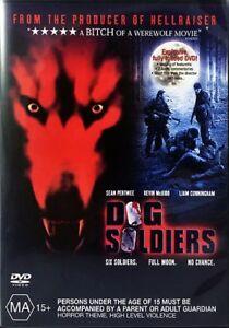 Dog Soldiers DVD Werewolves Rare Movie 2002 - REGION 4 AUSTRALIA