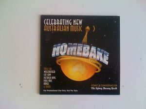 HOMEBAKE 2006 - Promotional CD (Wolfmother, Cut Copy, British India, etc)